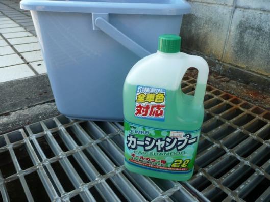 GNP!初洗車 (8)498