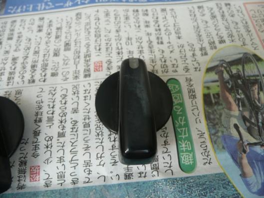 エアコンパネルクリアー塗装 (2)