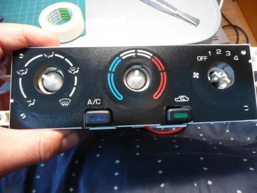 FN15エアコンスイッチ組立て (3)