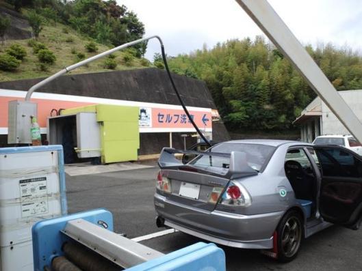 6月8日洗車 CN9A ⑦