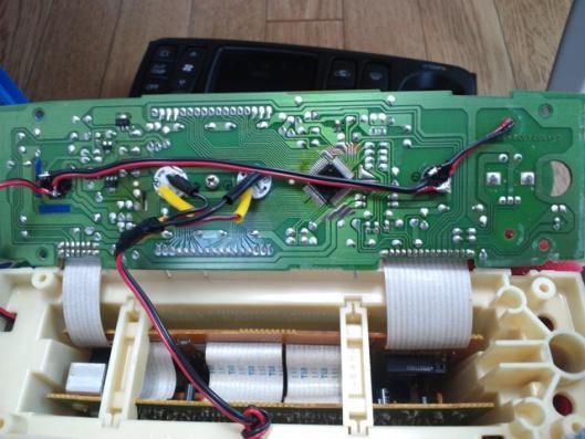 LED外部電源配線
