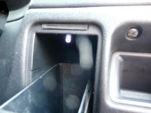 チケットボックス LED照明 ②