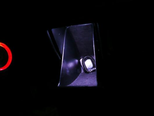チケットボックス LED照明