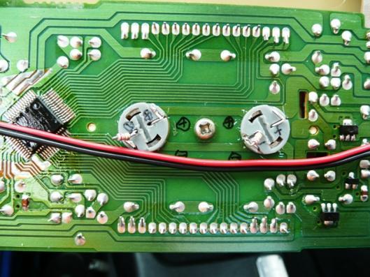 T4.7 8V仕様LED (日亜白色3mm使用)装着