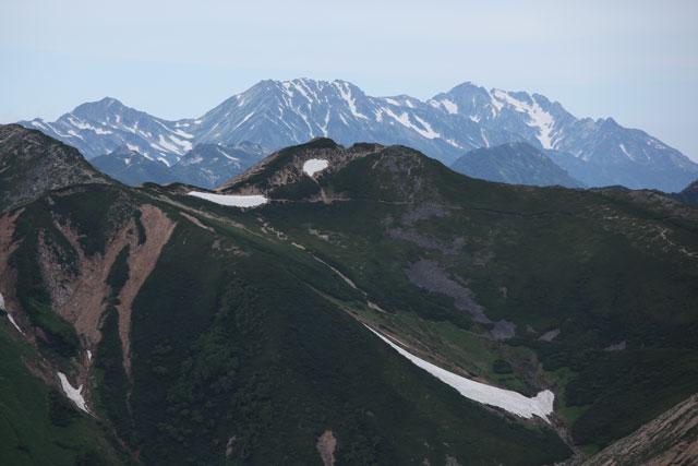 立山・剱岳