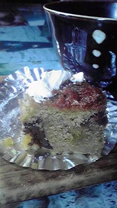 ルビーケーキ