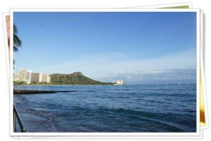 Hawaiiダイヤモンドヘッド