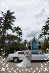 チャペルin Hawaii