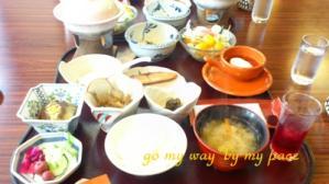 上山田温泉朝食