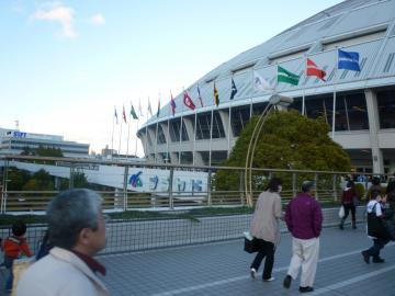 ナゴヤドーム20100326①