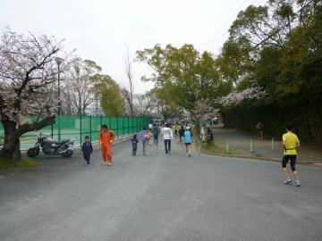 豊橋穂の国マラソン①