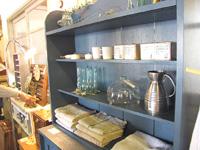 リメイク家具。店舗什器ディスプレー丹棚