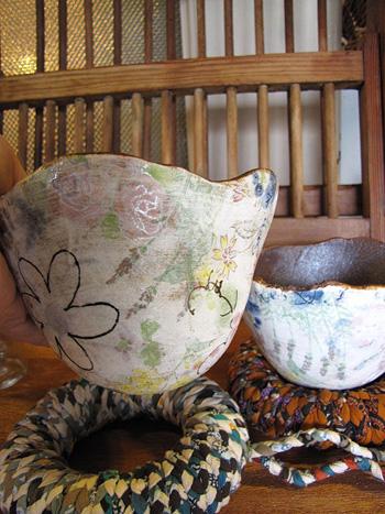 高芝孝子作品 作家もの 陶芸 器