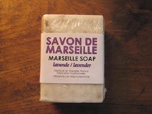 天然石けんのサボン・ド マルセイユ
