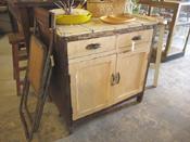re-design 白ペイントのキッチン・クローゼット
