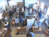 蚤の市の日 Co.restyleの店内