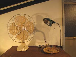 昭和レトロ 扇風機 サーキュレーター