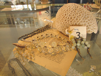 天然石のジュエリー。Agaveの世界
