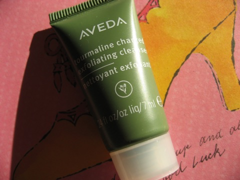 aveda cleanser