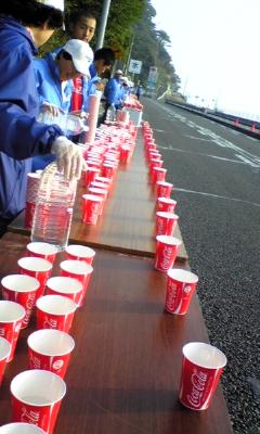 海峡マラソン①