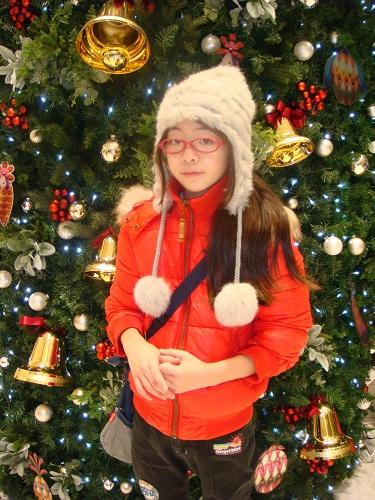 ISETAN クリスマスツリー