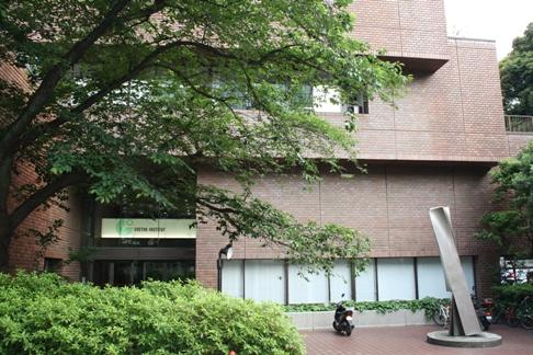 ドイツ文化センター外観