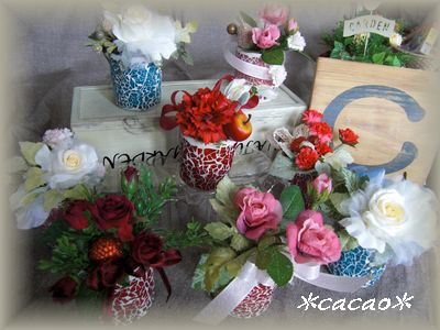 フェイクミニアレンジ2010(花)