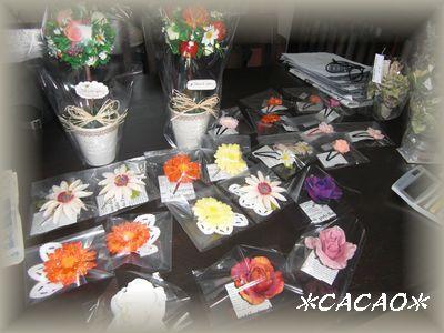 2010.6 花さん納品
