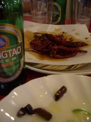 食べつくされた中華