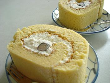 ロールケーキ♪2