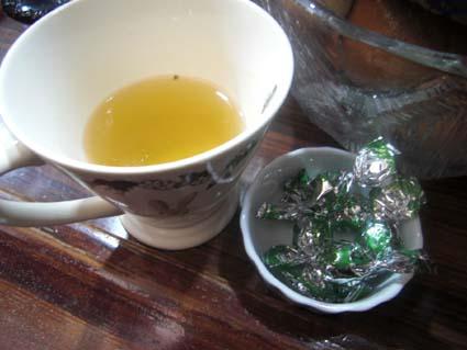 フリマ1004 お茶