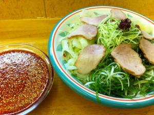 広島つけ麺