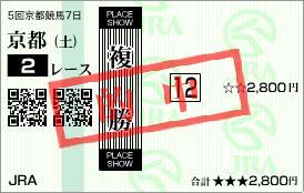 1128京都2R