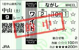 2010・0123・中山09R