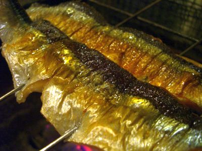 秋刀魚わた4