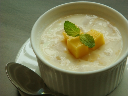 Mango Pudding Web