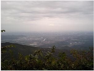 登谷山-山頂