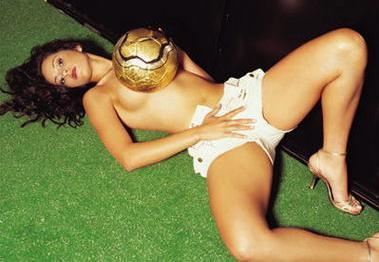 セクシーなブラジルの女性審判(マジ)