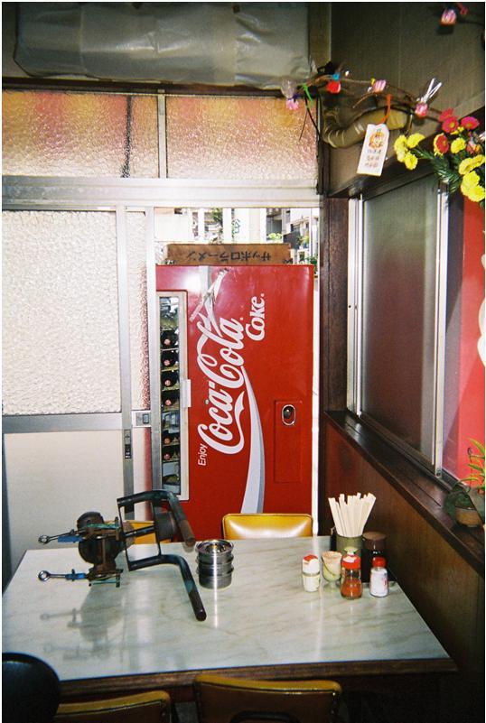 コカコーラ 専用冷蔵庫 2