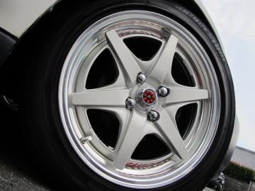 dc601 EY7 Partner Van Custom HOKUTO RACING THUNDER