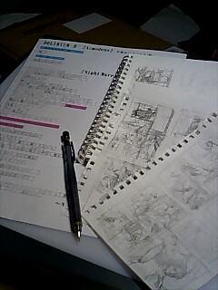 DELIRIUM-Ⅱ-序(濡れ場)のプロット