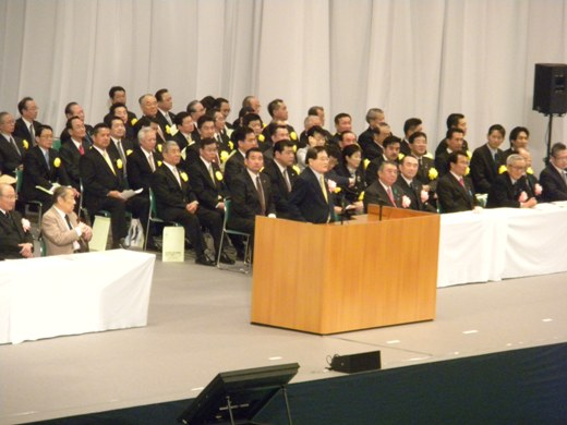 2010.4.17武道館外国人参政権に反対する1万人大会亀井
