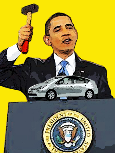 2010年、アメリカで荒唐無稽な「トヨタ叩き」が吹き荒れた