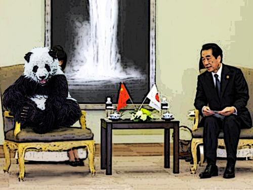 菅外交に較べたら、麻生外交には何と華があったことか