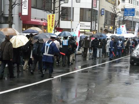 創価学会撲滅・課税デモ!