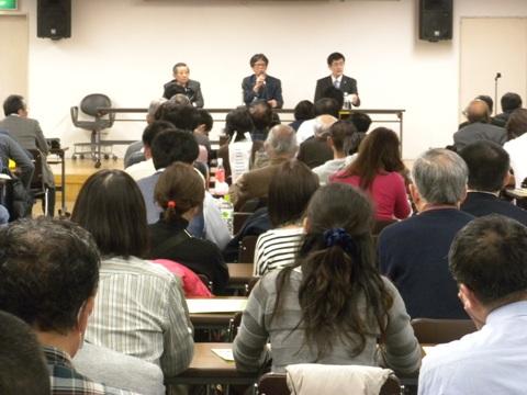 2010.4.17西村幸祐先生with三橋貴明先生「インターネットにおけるメディア論と今後のメディアの行方」