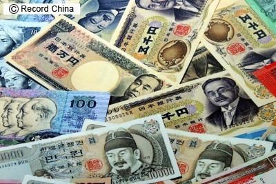 韓国通貨危機