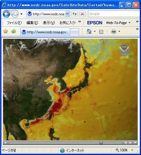 韓国のゴミ海洋投棄