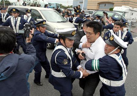 3代田直章逮捕