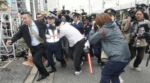 4代田直章逮捕
